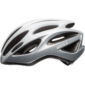 Bell Draft Sport - Casco de bicicleta - blanco/Plateado